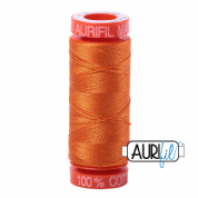 Aurifil 50 Cotton Thread - 2150 (Pumpkin)
